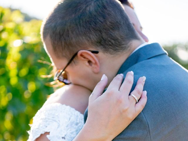 Le mariage de Quentin et Tiffany à Draguignan, Var 20
