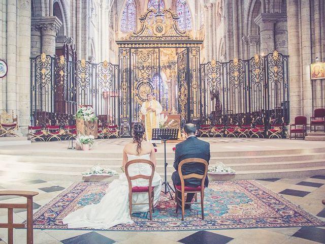 Le mariage de BERTRAND et ANNE LISE à Sens, Yonne 7