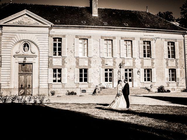 Le mariage de BERTRAND et ANNE LISE à Sens, Yonne 17