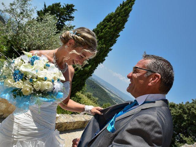 Le mariage de bruno et Sandrine à Lamotte-du-Rhône, Vaucluse 1
