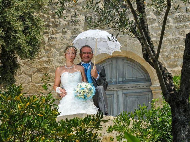 Le mariage de bruno et Sandrine à Lamotte-du-Rhône, Vaucluse 2