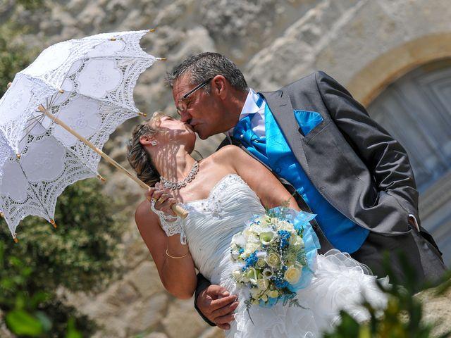 Le mariage de bruno et Sandrine à Lamotte-du-Rhône, Vaucluse 4