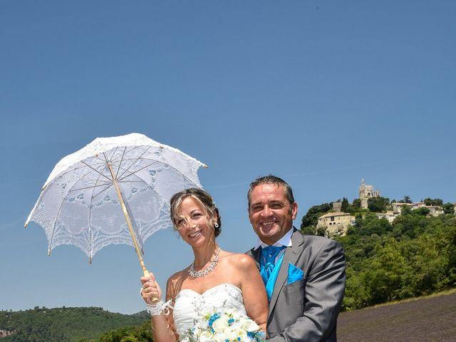 Le mariage de bruno et Sandrine à Lamotte-du-Rhône, Vaucluse 6