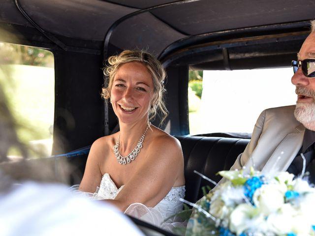 Le mariage de bruno et Sandrine à Lamotte-du-Rhône, Vaucluse 9