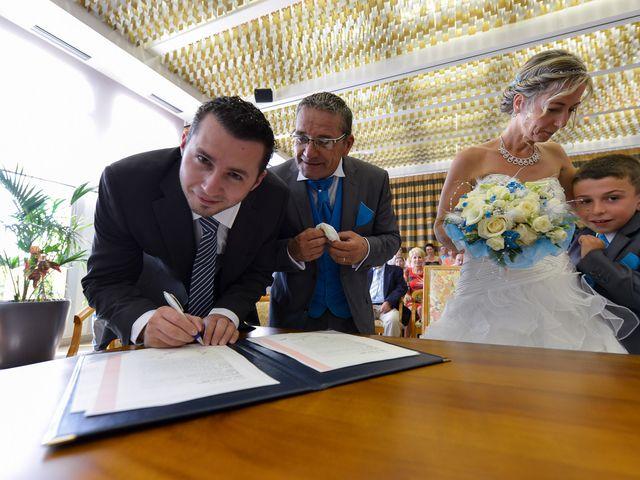 Le mariage de bruno et Sandrine à Lamotte-du-Rhône, Vaucluse 13