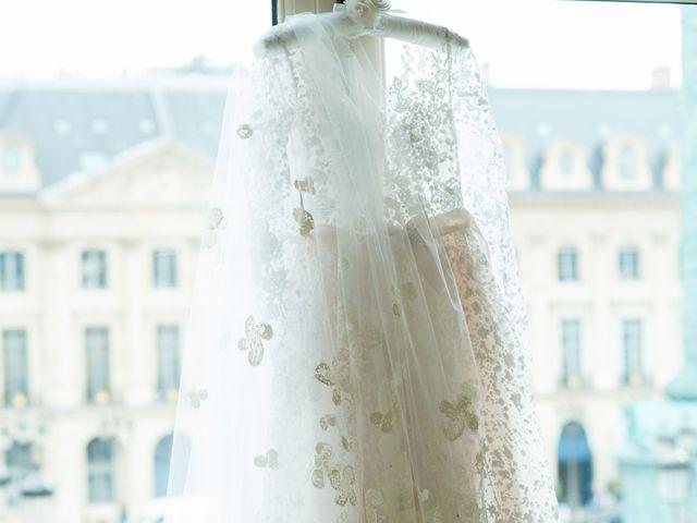 Le mariage de John et Lauren à Paris, Paris 3