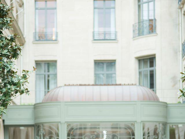 Le mariage de John et Lauren à Paris, Paris 20