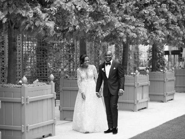 Le mariage de John et Lauren à Paris, Paris 22