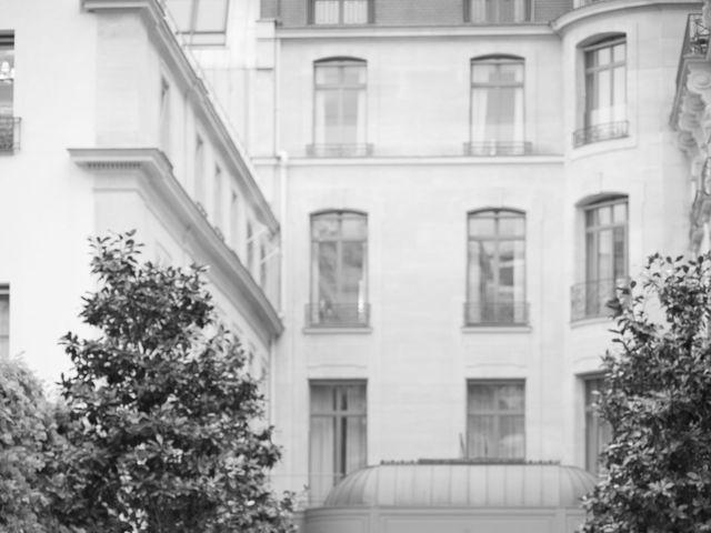 Le mariage de John et Lauren à Paris, Paris 23