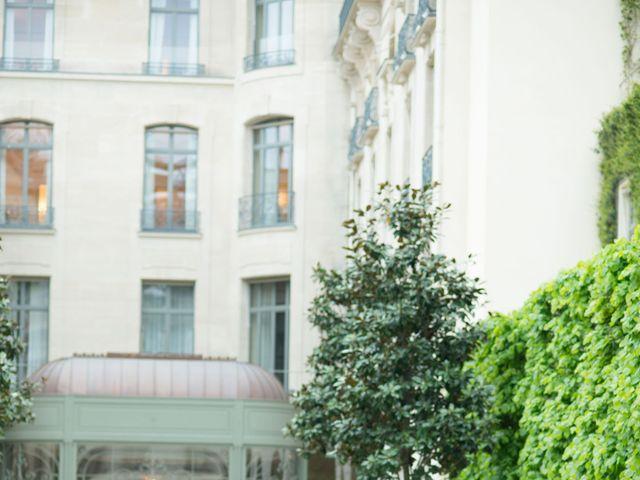 Le mariage de John et Lauren à Paris, Paris 24
