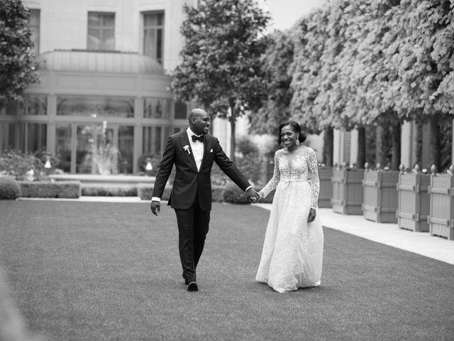 Le mariage de John et Lauren à Paris, Paris 26