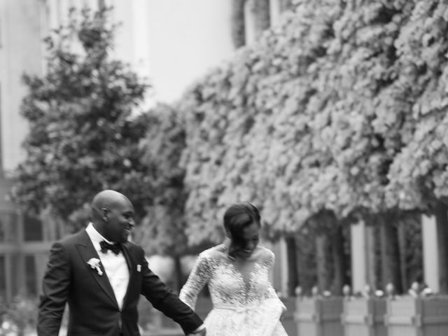 Le mariage de John et Lauren à Paris, Paris 27