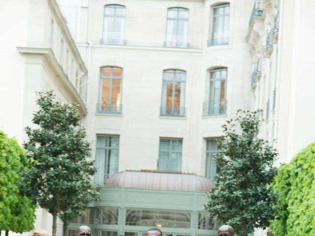 Le mariage de John et Lauren à Paris, Paris 31