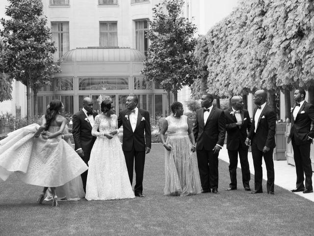 Le mariage de John et Lauren à Paris, Paris 32