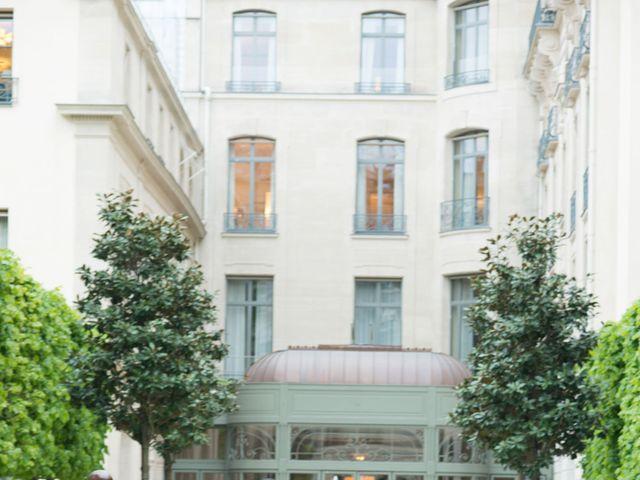 Le mariage de John et Lauren à Paris, Paris 33