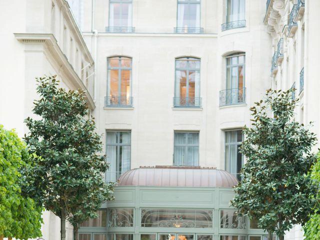 Le mariage de John et Lauren à Paris, Paris 40
