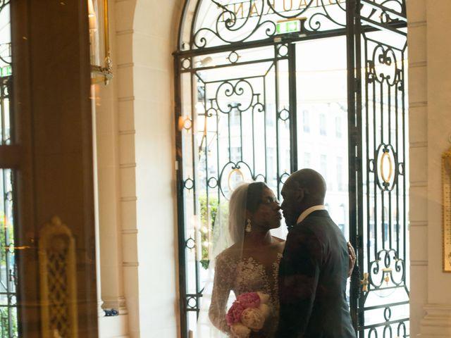 Le mariage de John et Lauren à Paris, Paris 47