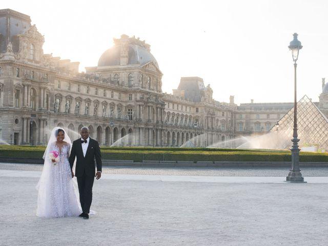 Le mariage de John et Lauren à Paris, Paris 48