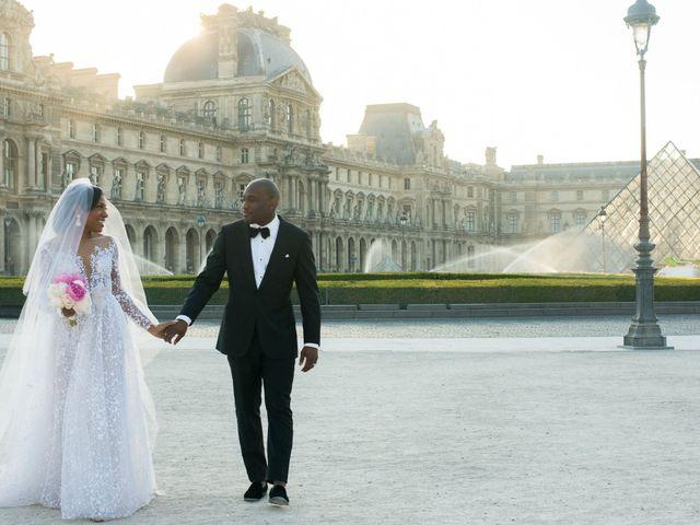 Le mariage de John et Lauren à Paris, Paris 50