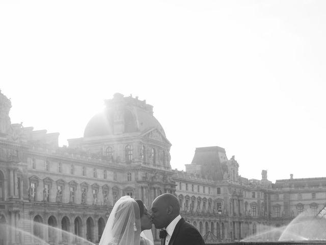 Le mariage de John et Lauren à Paris, Paris 51