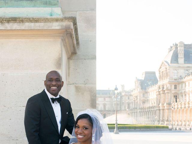 Le mariage de John et Lauren à Paris, Paris 53