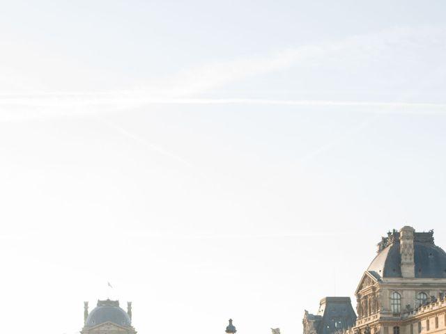 Le mariage de John et Lauren à Paris, Paris 54