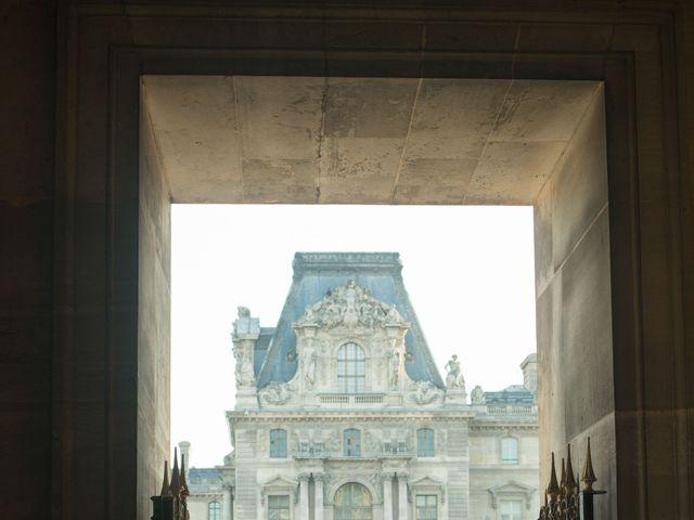 Le mariage de John et Lauren à Paris, Paris 55