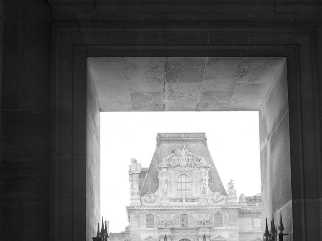 Le mariage de John et Lauren à Paris, Paris 56