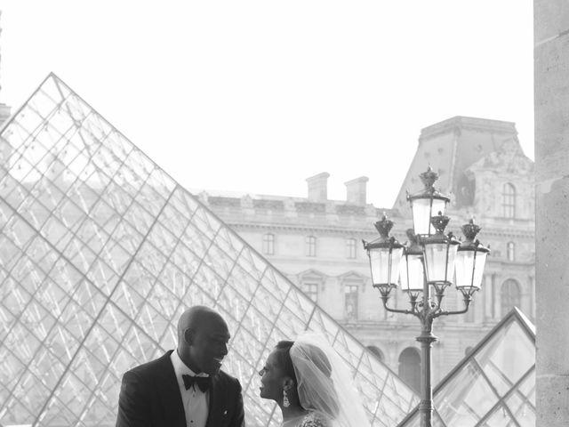 Le mariage de John et Lauren à Paris, Paris 57