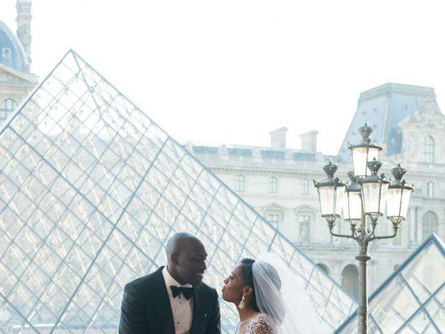Le mariage de John et Lauren à Paris, Paris 58