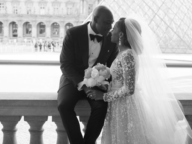 Le mariage de John et Lauren à Paris, Paris 59