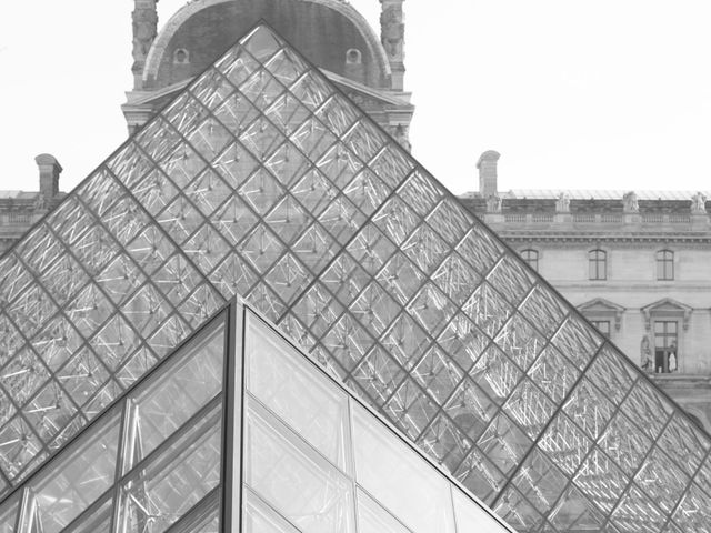 Le mariage de John et Lauren à Paris, Paris 62