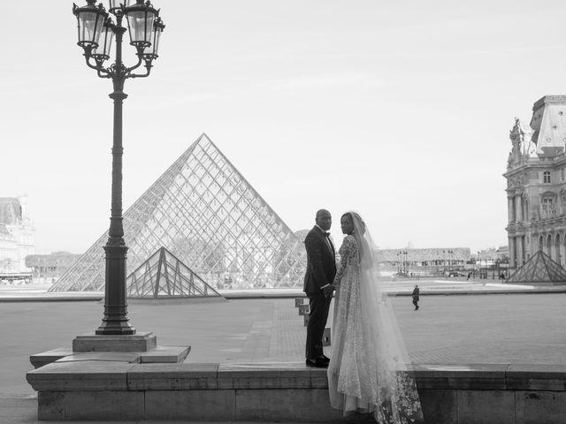 Le mariage de John et Lauren à Paris, Paris 63