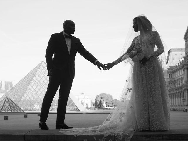 Le mariage de John et Lauren à Paris, Paris 65