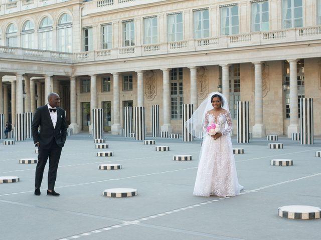 Le mariage de John et Lauren à Paris, Paris 66