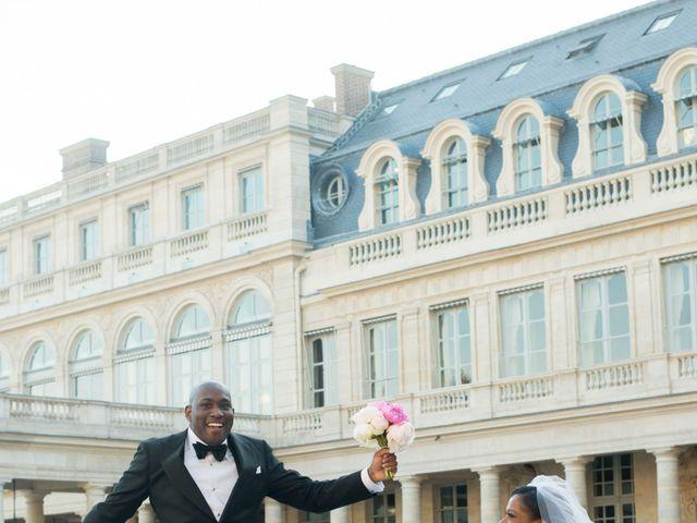 Le mariage de John et Lauren à Paris, Paris 67