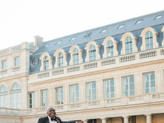 Le mariage de John et Lauren à Paris, Paris 68