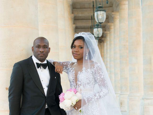 Le mariage de John et Lauren à Paris, Paris 69
