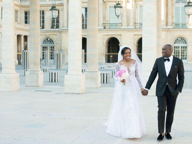 Le mariage de John et Lauren à Paris, Paris 71