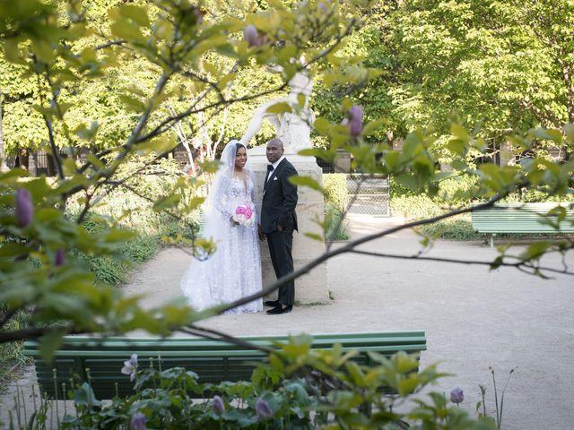 Le mariage de John et Lauren à Paris, Paris 72