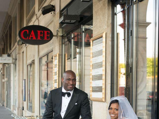 Le mariage de John et Lauren à Paris, Paris 75