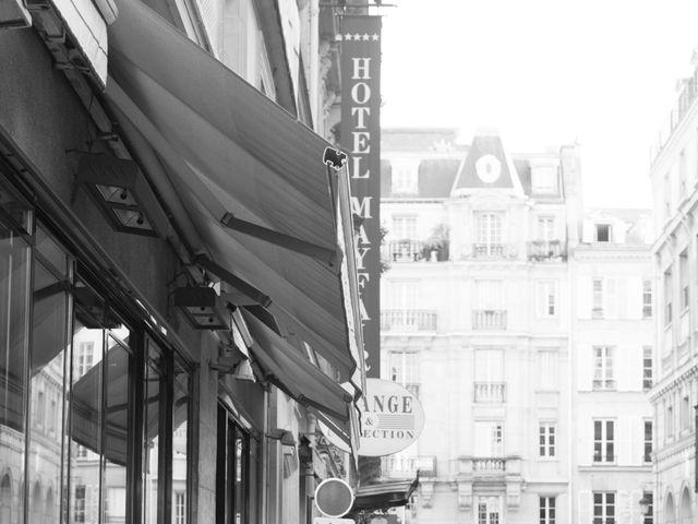 Le mariage de John et Lauren à Paris, Paris 76