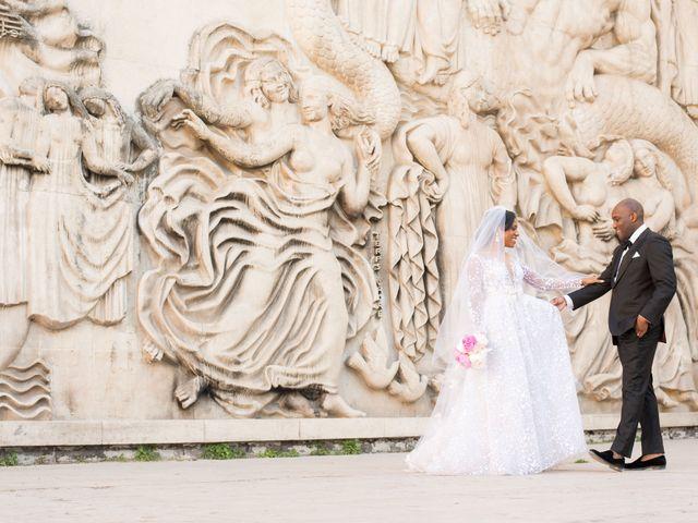 Le mariage de John et Lauren à Paris, Paris 79