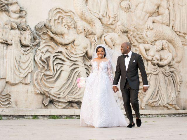 Le mariage de John et Lauren à Paris, Paris 80
