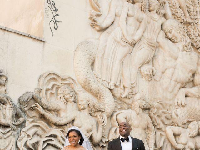 Le mariage de John et Lauren à Paris, Paris 82