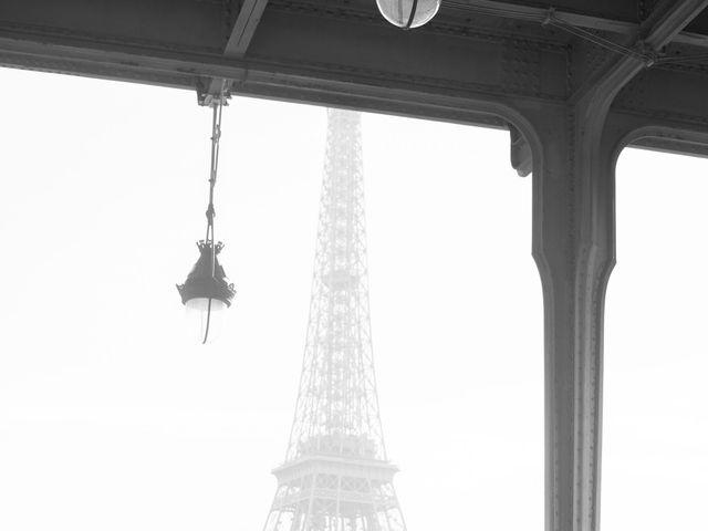 Le mariage de John et Lauren à Paris, Paris 83