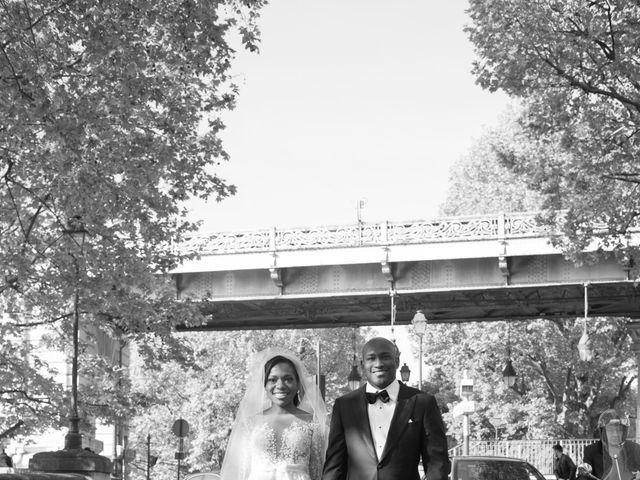 Le mariage de John et Lauren à Paris, Paris 84