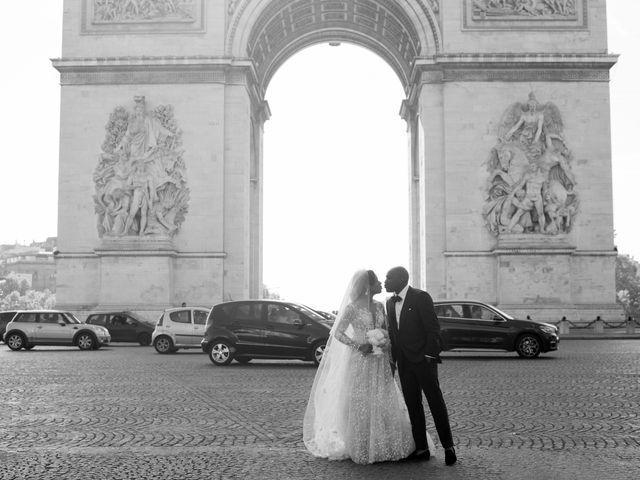 Le mariage de John et Lauren à Paris, Paris 86