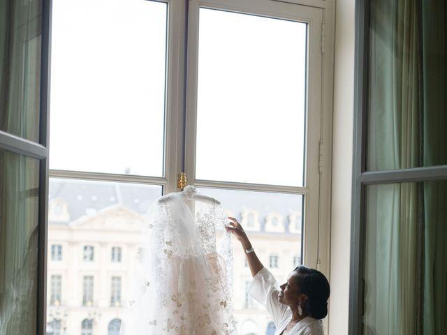 Le mariage de John et Lauren à Paris, Paris 99