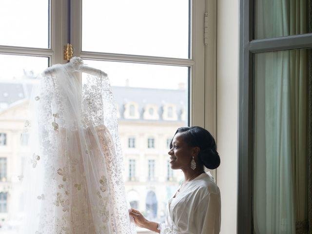 Le mariage de John et Lauren à Paris, Paris 100